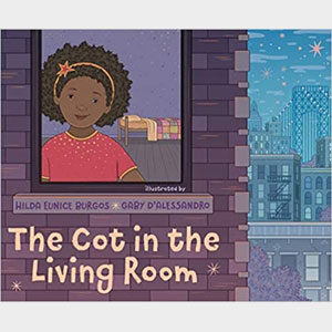 The Cot in The Living Room - Hilda Burgos