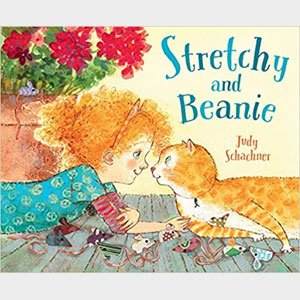 Stretchy and Beanie - Judy Schachner